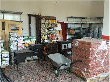 Interior magazin Calnic