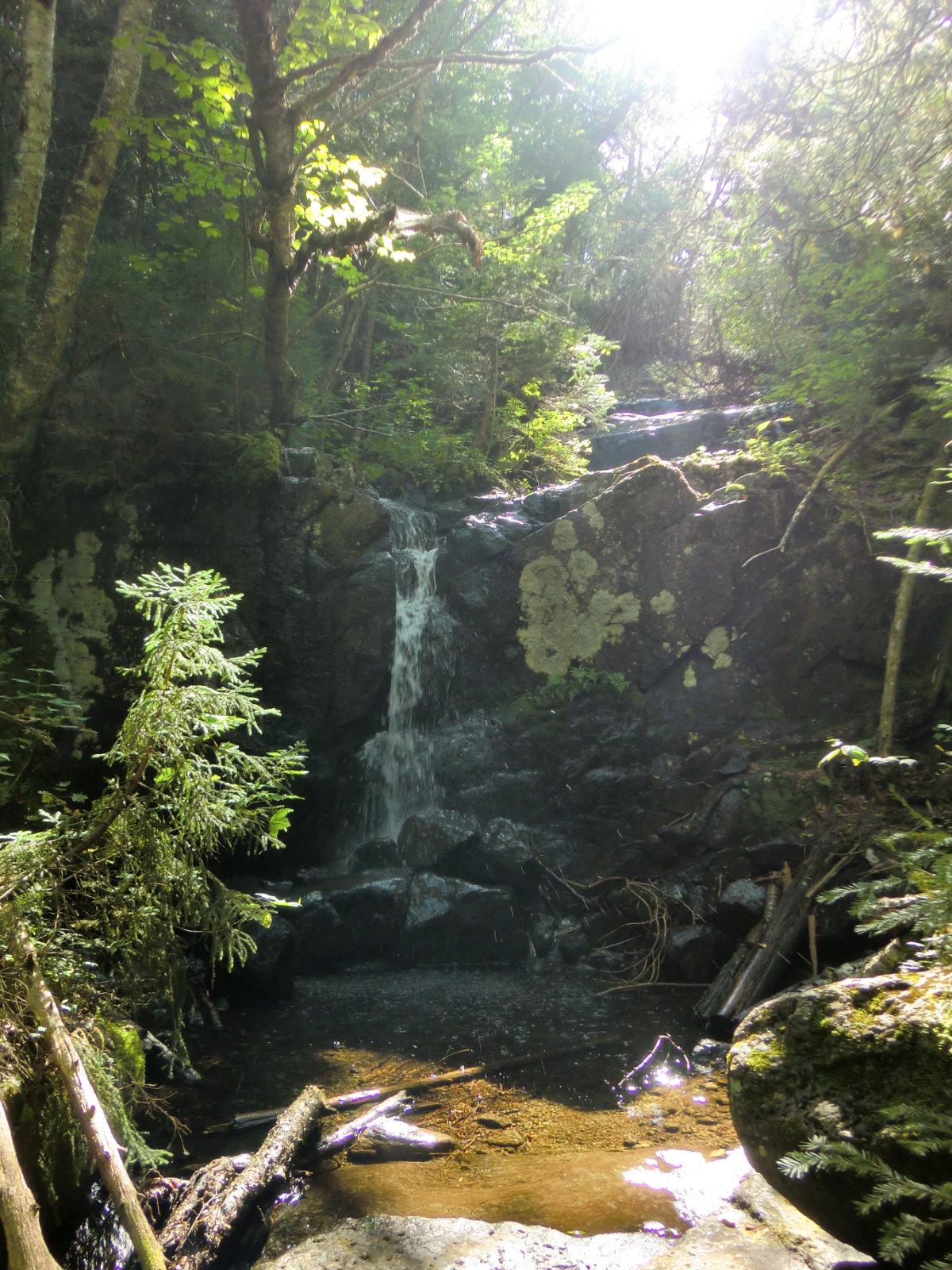 Allen Brook waterfall
